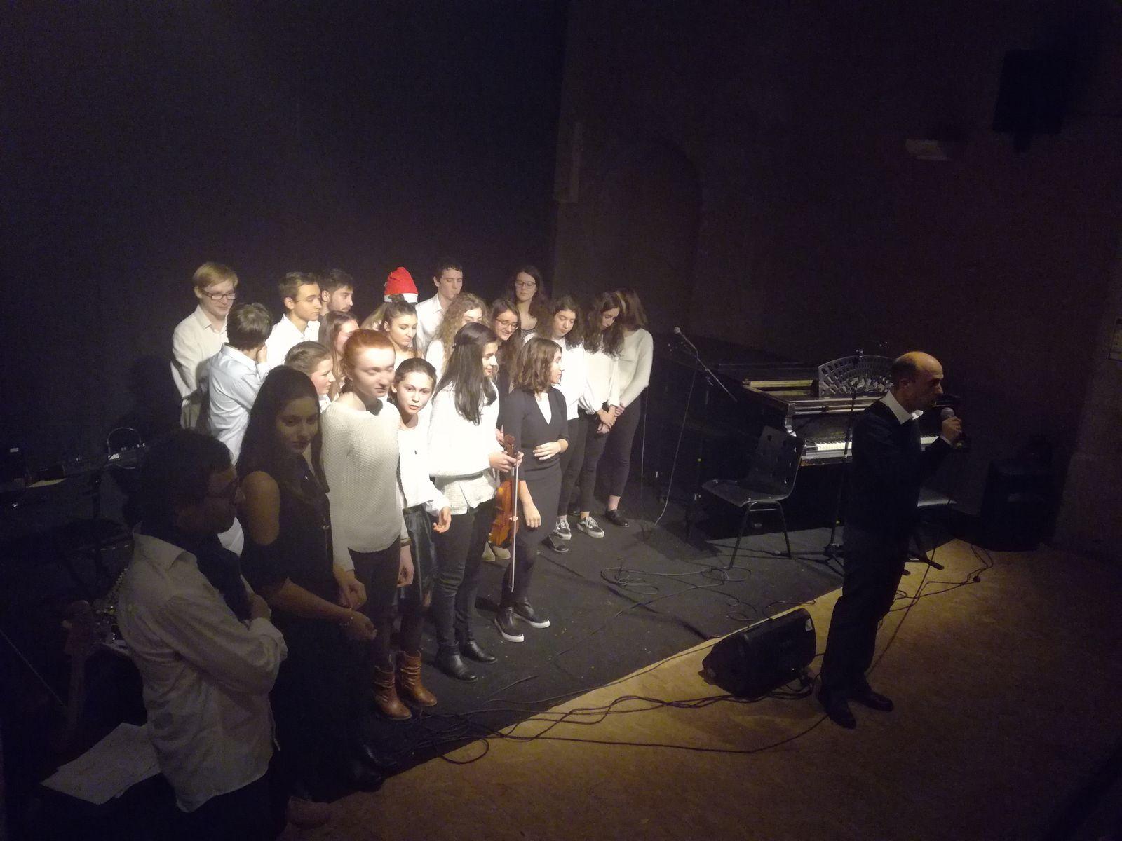 Concert Des Lyceens