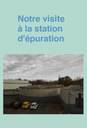 Visite de la station d'épuration de Figeac pour les CM2